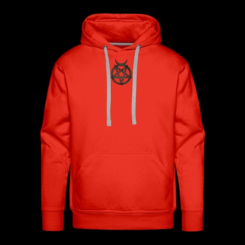 symbole - Sweat-shirt à capuche Premium pour hommes