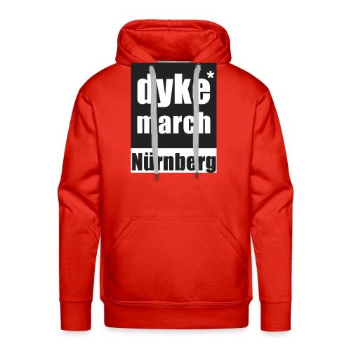DYKE*MARCH STORE - Nürnberg - Männer Premium Hoodie