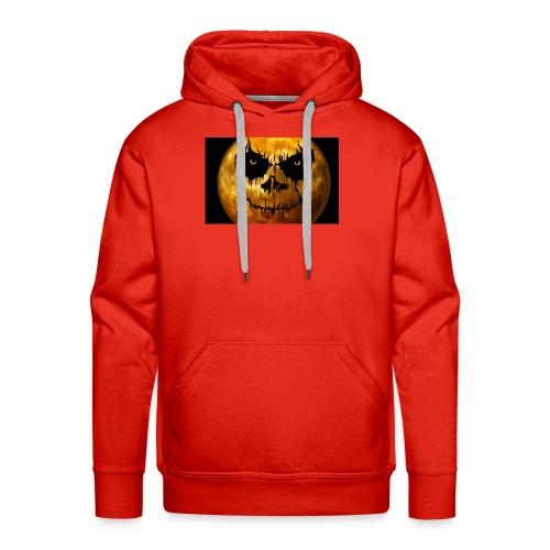 Halloween Mond Shadow Gamer Limited Edition - Männer Premium Hoodie
