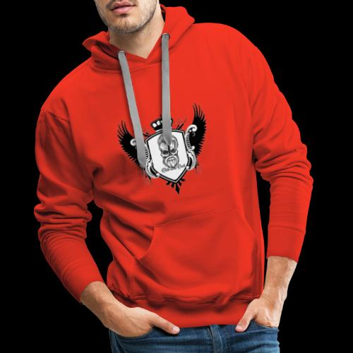 Ride and Rock Wings - Männer Premium Hoodie