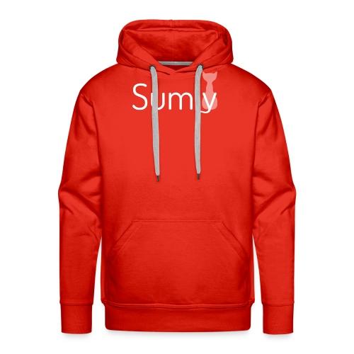 Sumly Wit - Men's Premium Hoodie