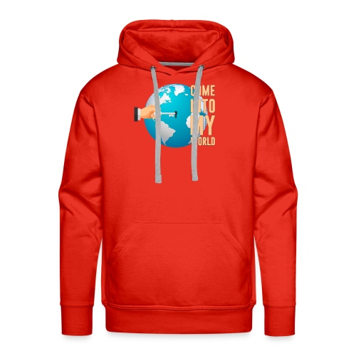 Caro cloth design - Men's Premium Hoodie