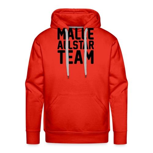 Malle Allstar Team - Männer Premium Hoodie