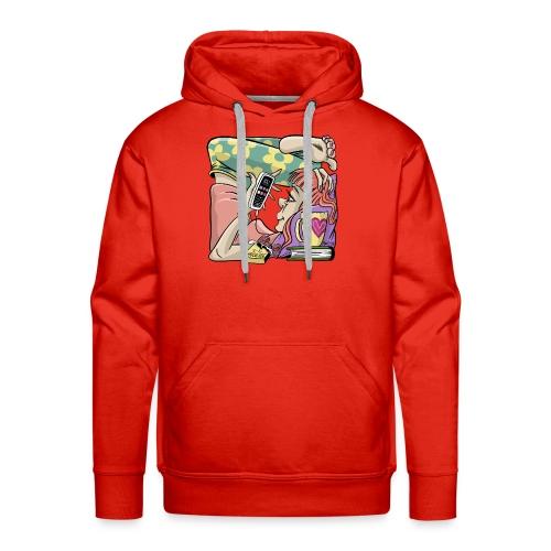Student Girl Box Housing. T-shirts, Hoodies, Gifts - Miesten premium-huppari
