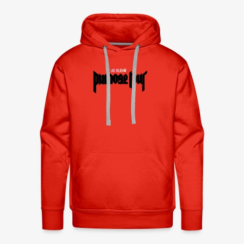 Uberlight Purpose Tour Edition - Men's Premium Hoodie