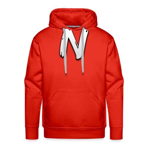 NormalNick LOGO - Mannen Premium hoodie