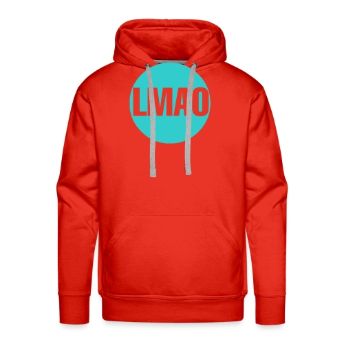 Camiseta Lmao - Sudadera con capucha premium para hombre