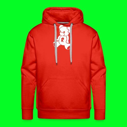 MiniSmikkelBeerRugzak - Mannen Premium hoodie