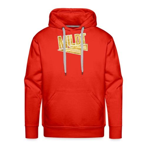 MILDT Gouden Vrouwen Shirt - Mannen Premium hoodie