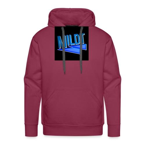 MILDT Muismat - Mannen Premium hoodie
