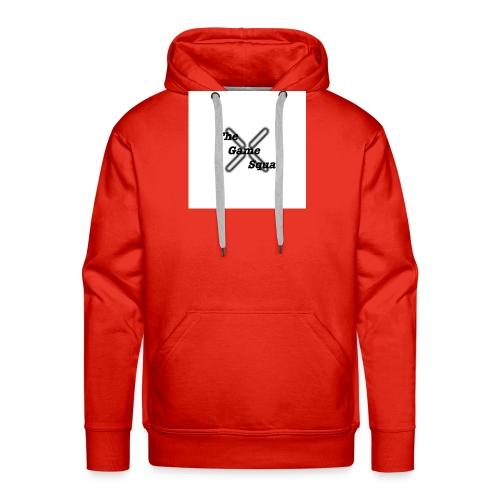 Hitmarker shirt - Mannen Premium hoodie