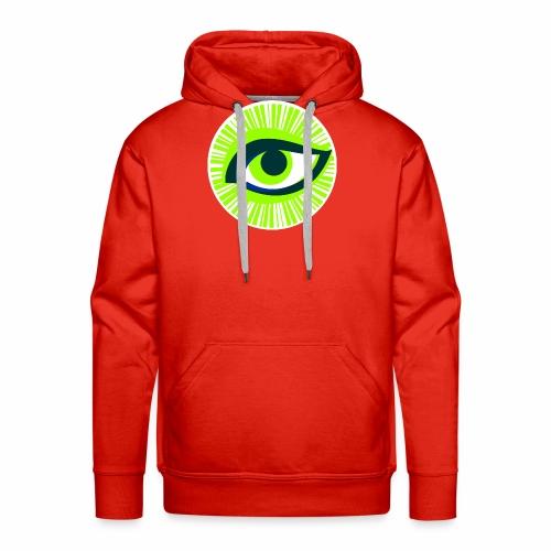 Auge - Männer Premium Hoodie