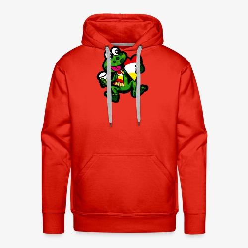 Oeteldonk Kikker - Mannen Premium hoodie