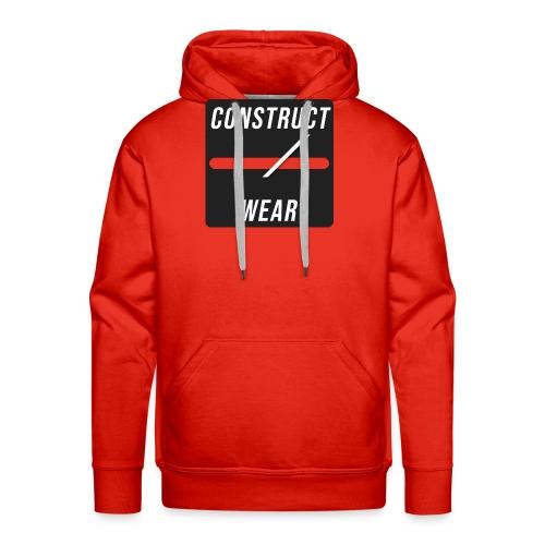 constructwear. Future design - Männer Premium Hoodie