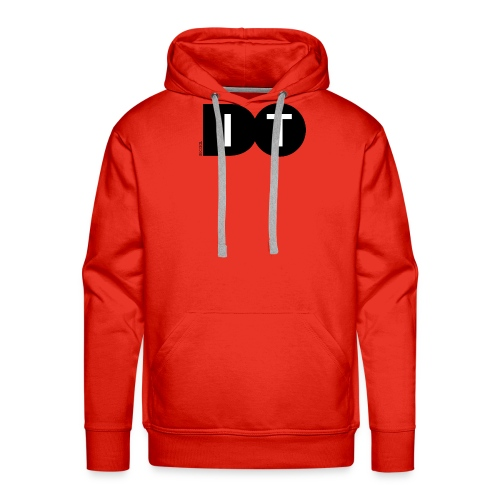 Do it - Mannen Premium hoodie