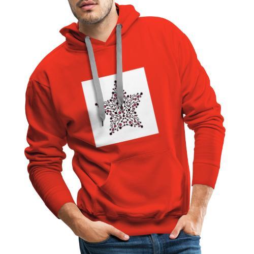 Ster - Mannen Premium hoodie