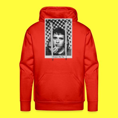 The Face - Sweat-shirt à capuche Premium pour hommes