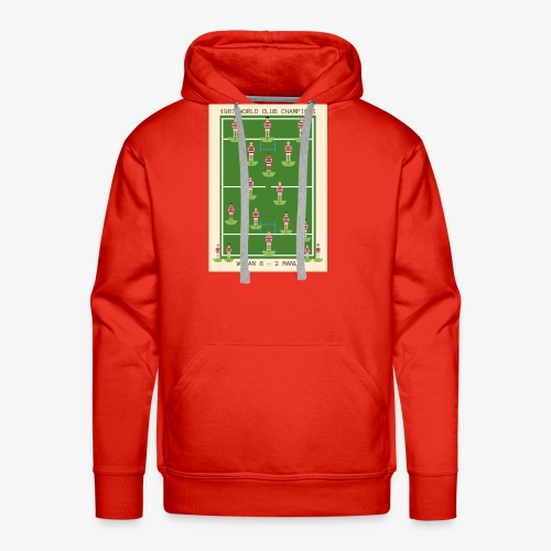1987 World Club Champions - Men's Premium Hoodie