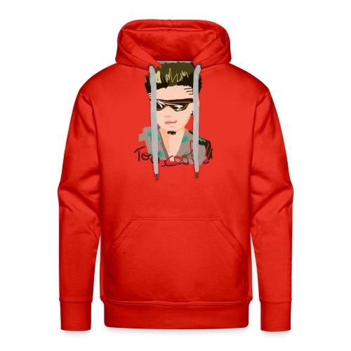 TOO COOL - Sweat-shirt à capuche Premium pour hommes