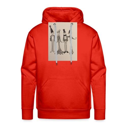 60F684A8 EB46 4E0E B3EA 3DA4CECAB810 - Men's Premium Hoodie