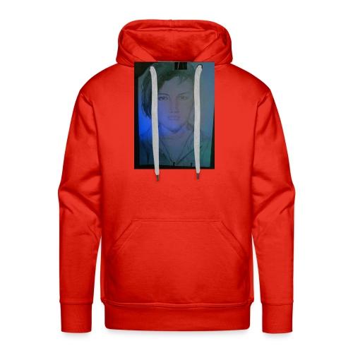 machi - Sudadera con capucha premium para hombre