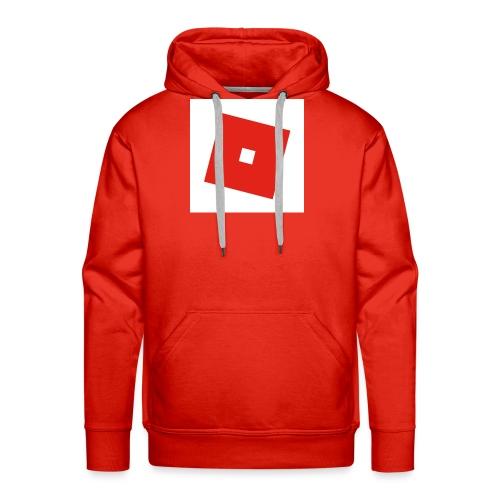 ROBLOX best T-Shirts - Men's Premium Hoodie