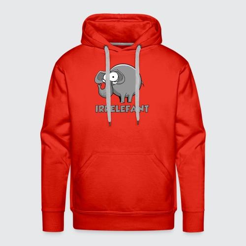 Irrelefant - Männer Premium Hoodie