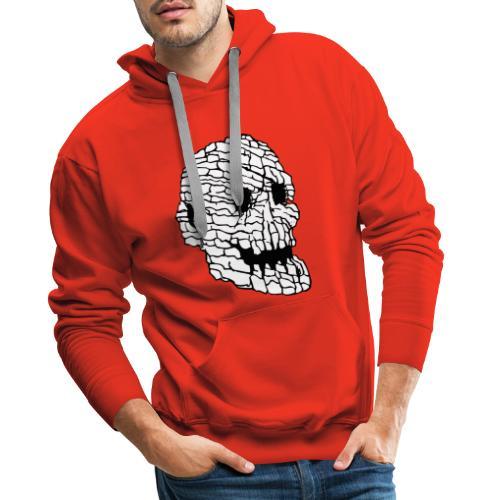 Ugly Totenkopf - Männer Premium Hoodie