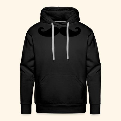 Loco Moustache - Mannen Premium hoodie