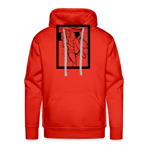 In Bed with Mary - Männer Premium Hoodie