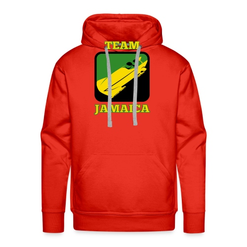bob team jamaica cool runnings - Männer Premium Hoodie