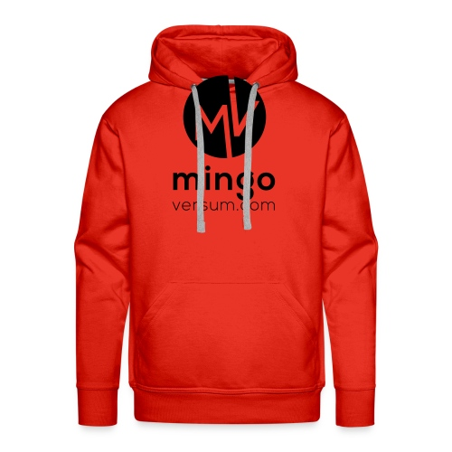 mingoversum akademie - Men's Premium Hoodie