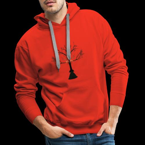 Tree of life - Sweat-shirt à capuche Premium pour hommes