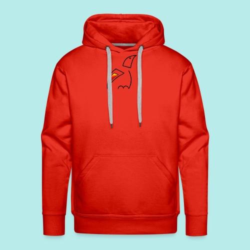 bird_Shirt - Männer Premium Hoodie