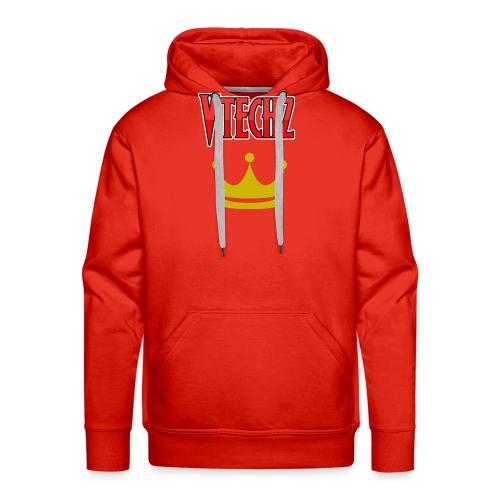 Vtechz King - Men's Premium Hoodie