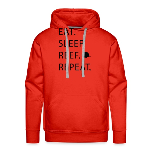 Eat Sleep Reef Repeat - Men's Premium Hoodie