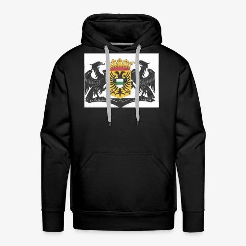 groningen - Mannen Premium hoodie