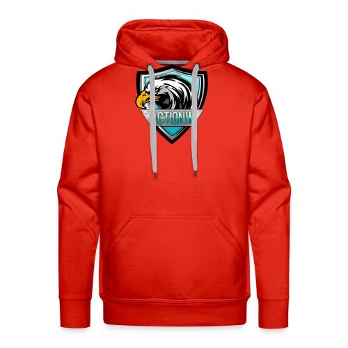 Fan shirt + Logo - Mannen Premium hoodie