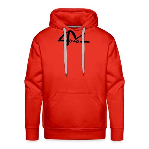 logo-pour-reno-3 - Sweat-shirt à capuche Premium pour hommes
