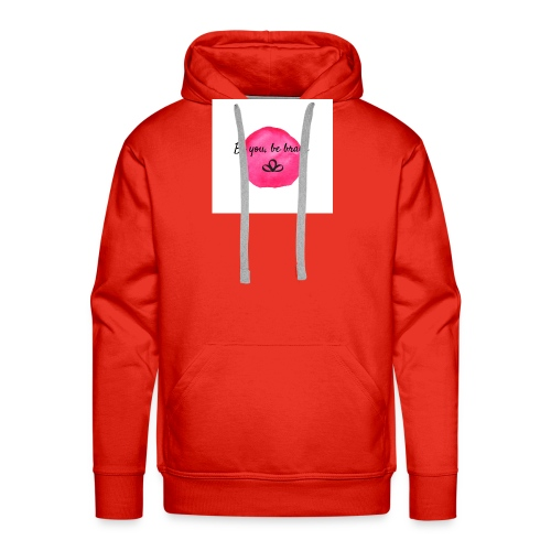 Be you - Men's Premium Hoodie