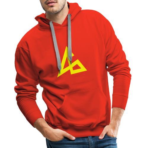 Andemic - Sweat-shirt à capuche Premium pour hommes
