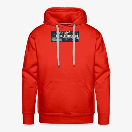 BeFunky Design - Sweat-shirt à capuche Premium pour hommes