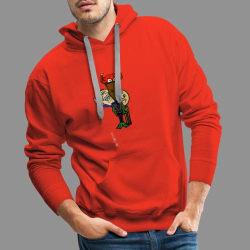the Drover's - Mannen Premium hoodie