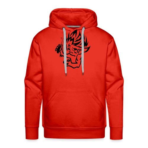NIGLO - Sweat-shirt à capuche Premium pour hommes