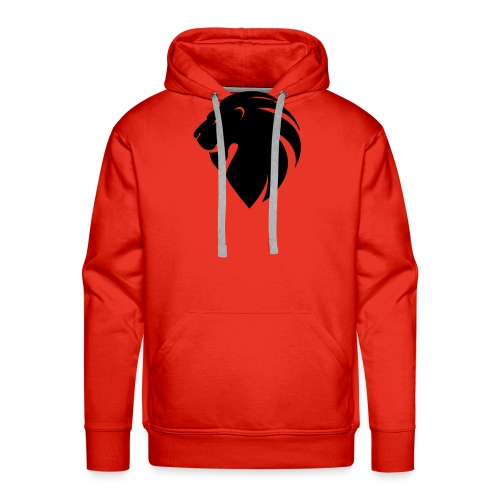 logo loewe - Männer Premium Hoodie