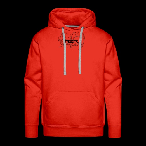 azr - Sweat-shirt à capuche Premium pour hommes