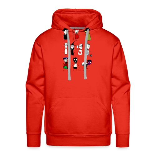 Bad to the bone - Men's Premium Hoodie