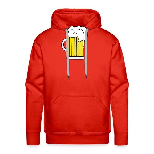 Bierkrug - Männer Premium Hoodie