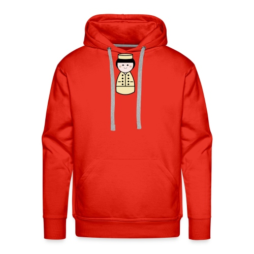 French Doll - Men's Premium Hoodie