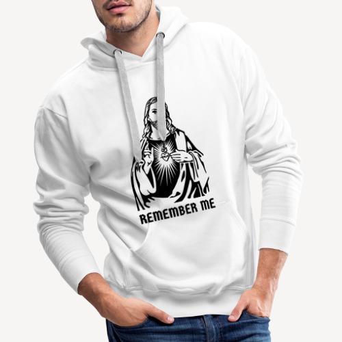 REMEMBER ME - Men's Premium Hoodie